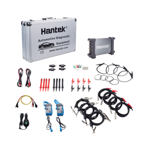 Osciloscopio Interfaz Hantek Kit IV 6074BE
