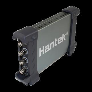 Osciloscopio interfaz Hantek 6104BE